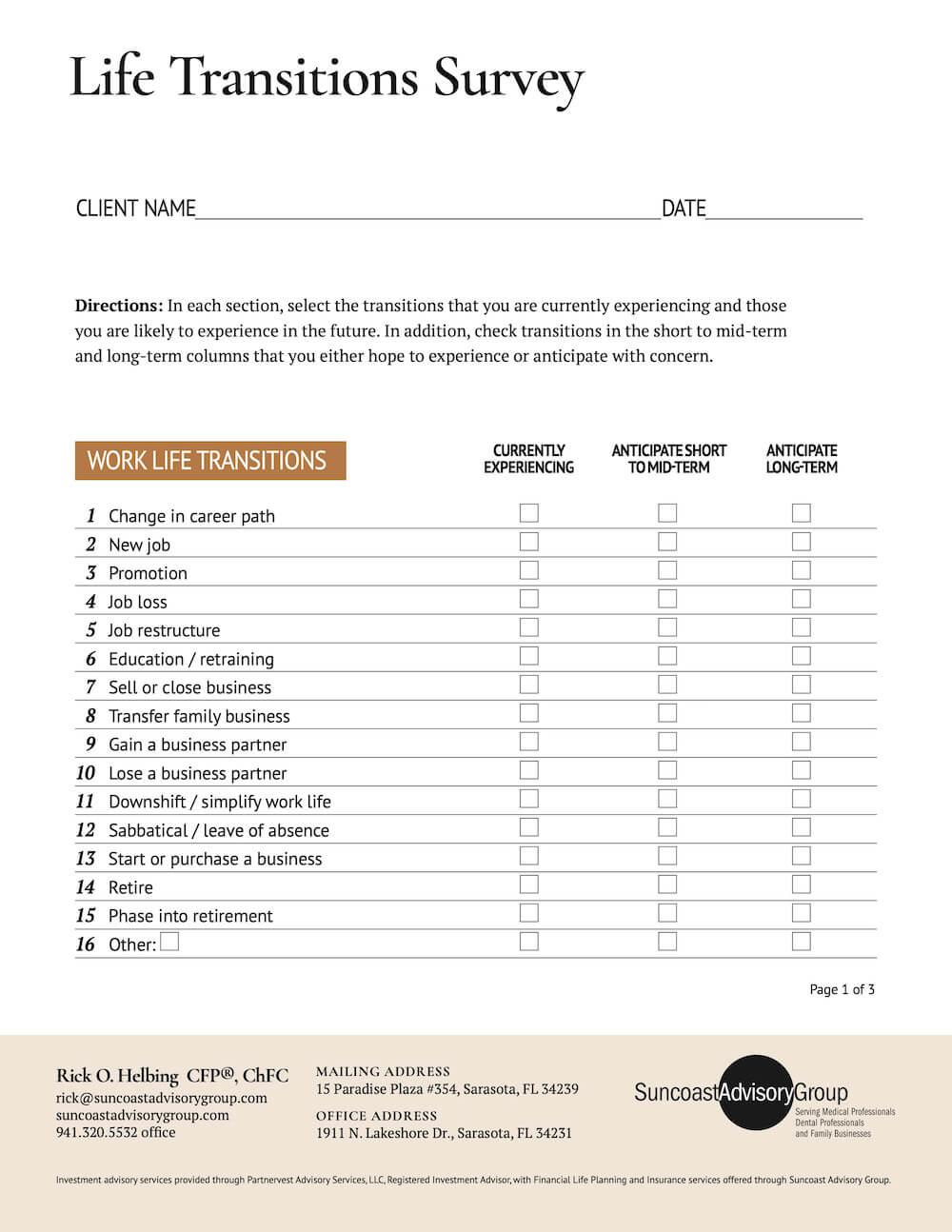 SAG_WHT_Life Transitions Survey_072419
